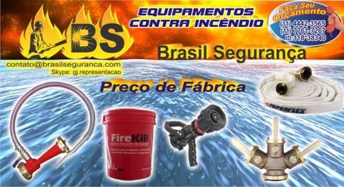 Acessórios para extintores de incêndio - Brasil Segurança 402be731c6