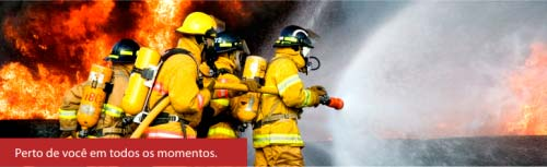 Esguicho de bombeiro