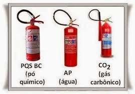 Extintor para prédios