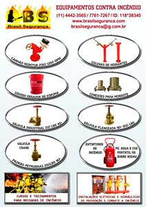 Fabricantes de extintores de incêndio